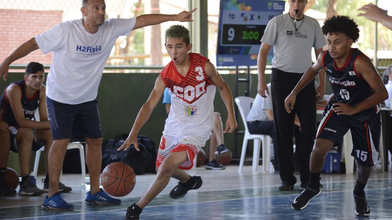 Etapa Verde dos Jogos Escolares movimentou Palmas durante cinco dias e deixou saldo positivo em vários segmentos