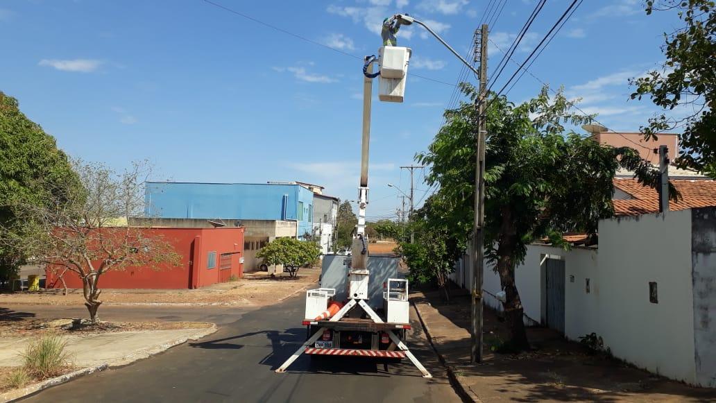 Seisp distribui equipes para melhorar infraestrutura e garantir manutenção de equipamentos por toda Palmas