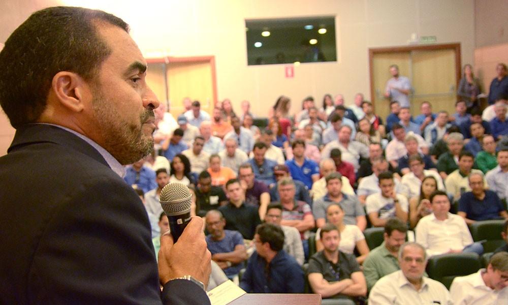 """Vice-governador ressalta importância do aplicativo """"Infotempo"""" para o produtor rural"""