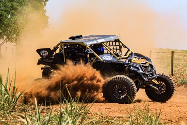Território Motorsport encerra Rally Serra Azul com 4 pódios, entre eles, a vitória de Pirondi/Bisi