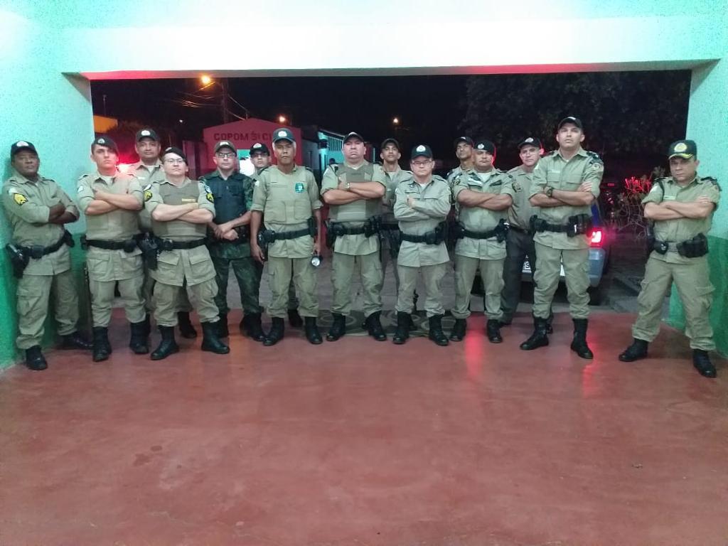 Em Miracema, 6ª CIPM finaliza Curso de Lavratura do Termo Circunstanciado de Ocorrência