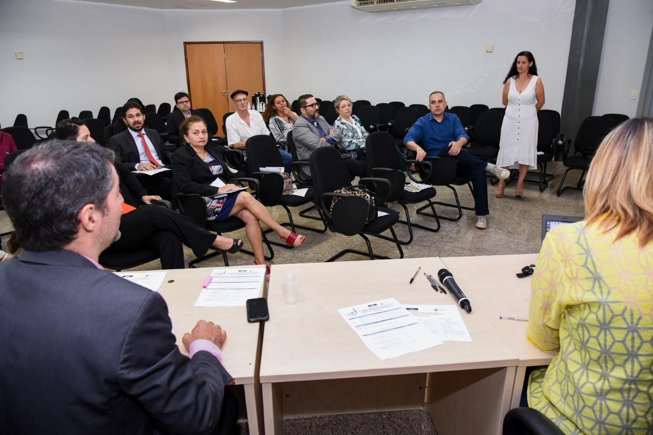 MPTO envolve instituições em discussões acerca da melhoria da educação pública no Tocantins
