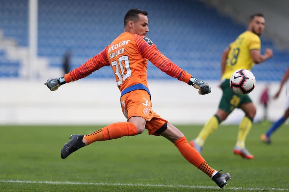 Bruno Brigido, ex-Guarani, vê time fortalecido antes de confronto que vale vaga na 4ª fase da Taça de Portugal