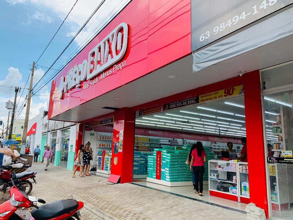Confira ofertas imperdíveis no black friday da Farmácia Preço Baixo em Paraíso