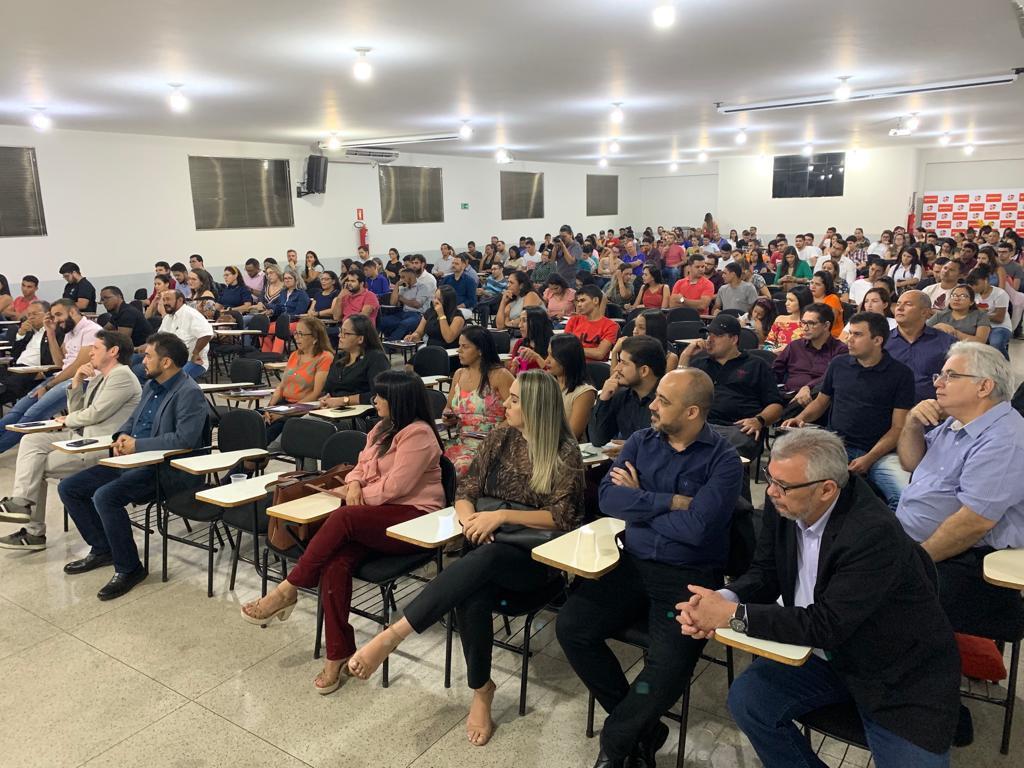 Classe contábil de Araguaína participa de encontro promovido pela Jucetins