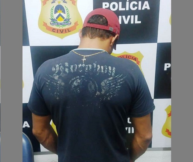 Homem suspeito pela prática de homicídio tentado é preso pela Polícia Civil em Paraíso TO