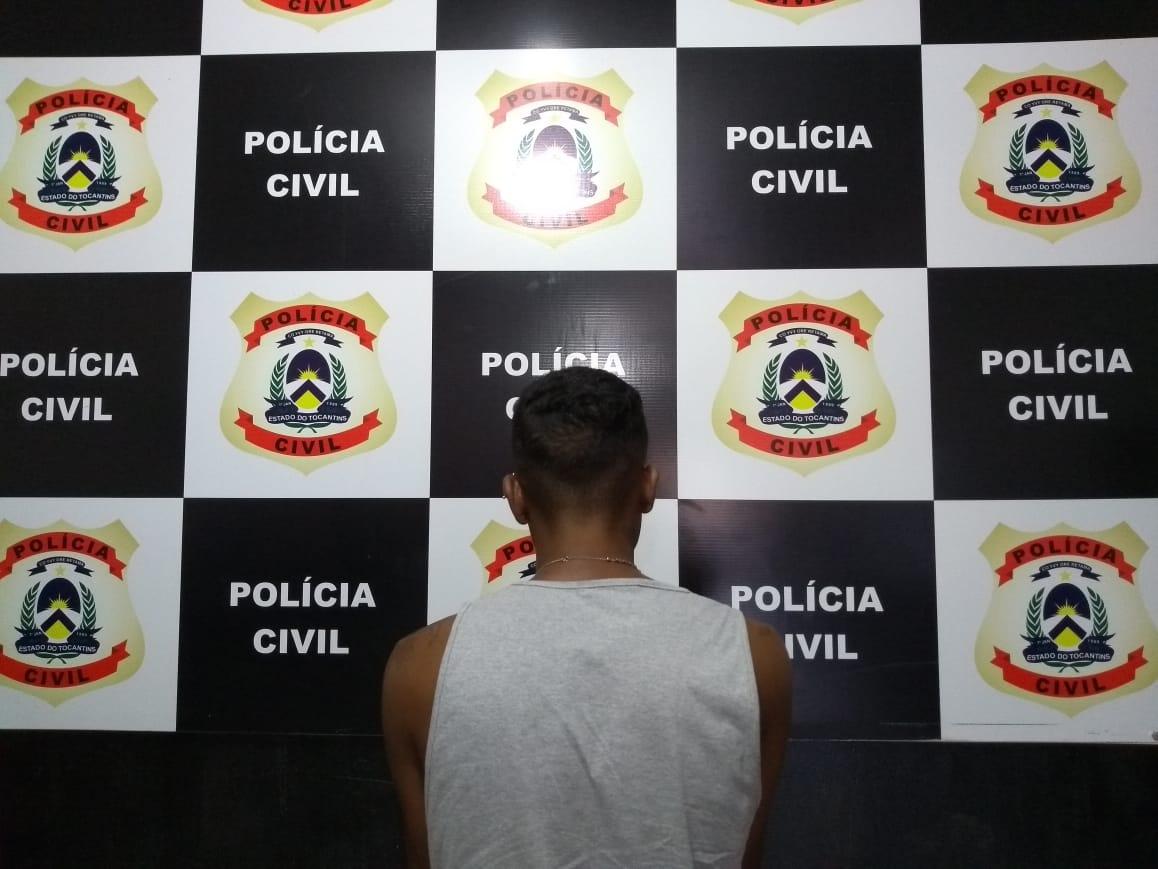 Polícia Civil prende homem suspeito de praticar estelionato em Taguatinga