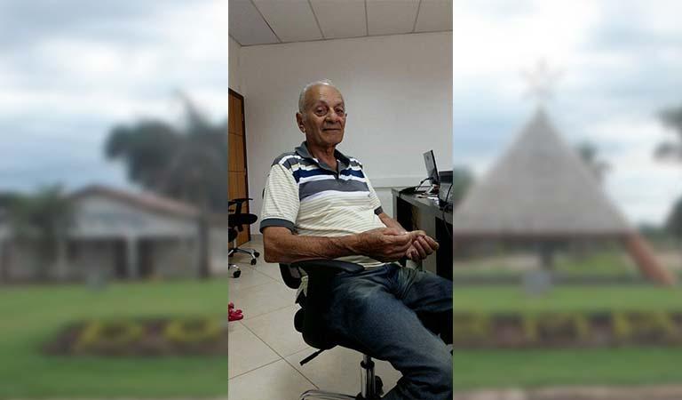 Pioneiro de Dois Irmãos do Tocantins, Rodolfo Valadares comemora 83º aniversário