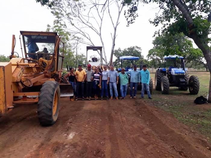 Prefeitura de Pium e MVB realizam curso de operador de máquinas pesadas
