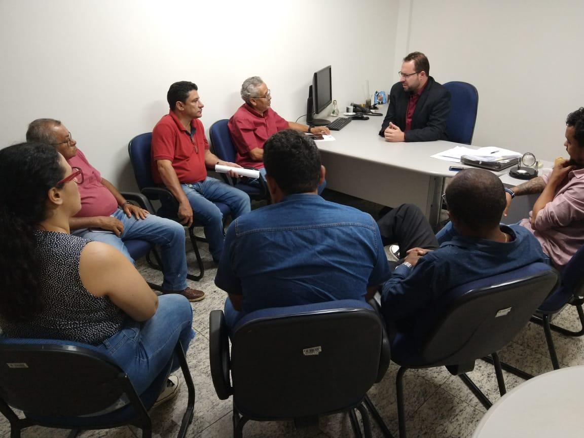 Plansaúde se reúne com representantes de prestadores de serviços para garantir o atendimento aos usuários