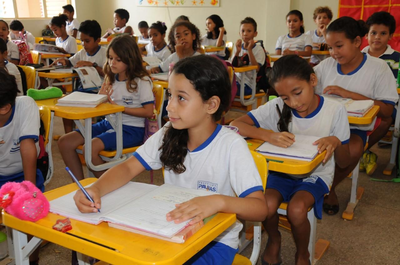 Alunos de 33 unidades da Rede Municipal de Palmas são avaliados pelo Saeb