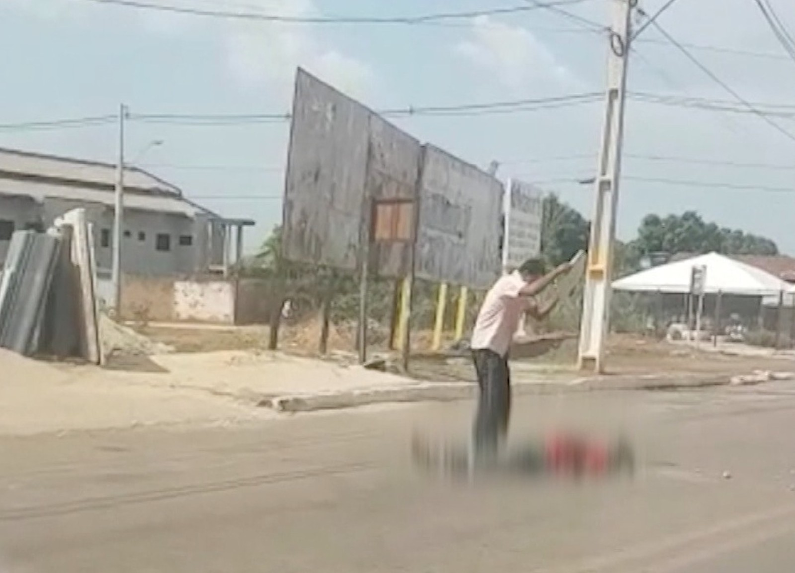 Homem é assassinado com bloco de concreto na cabeça em Gurupi