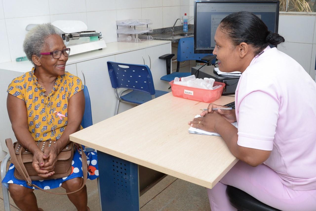 Semana segue com atendimentos voltados ao público feminino com foco na promoção à saúde