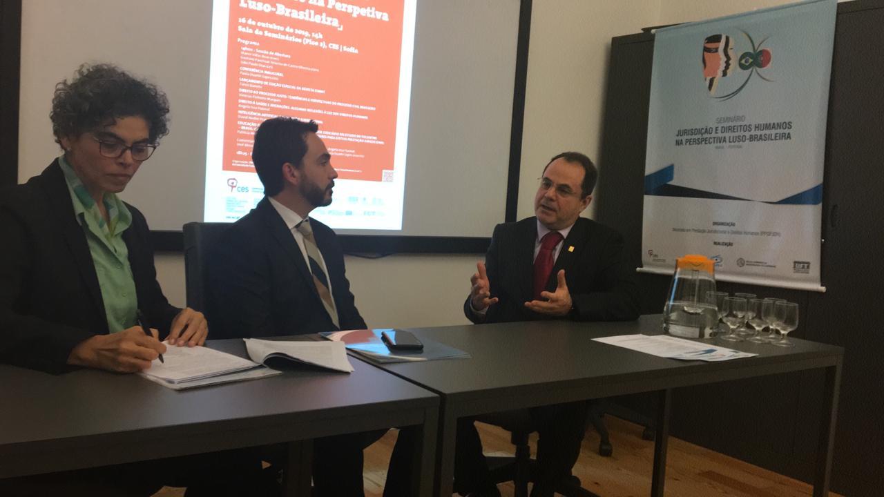 Proteção da Amazônia e direitos humanos à água e ao saneamento básico são destaques nos debates de Congresso Internacional em Coimbra