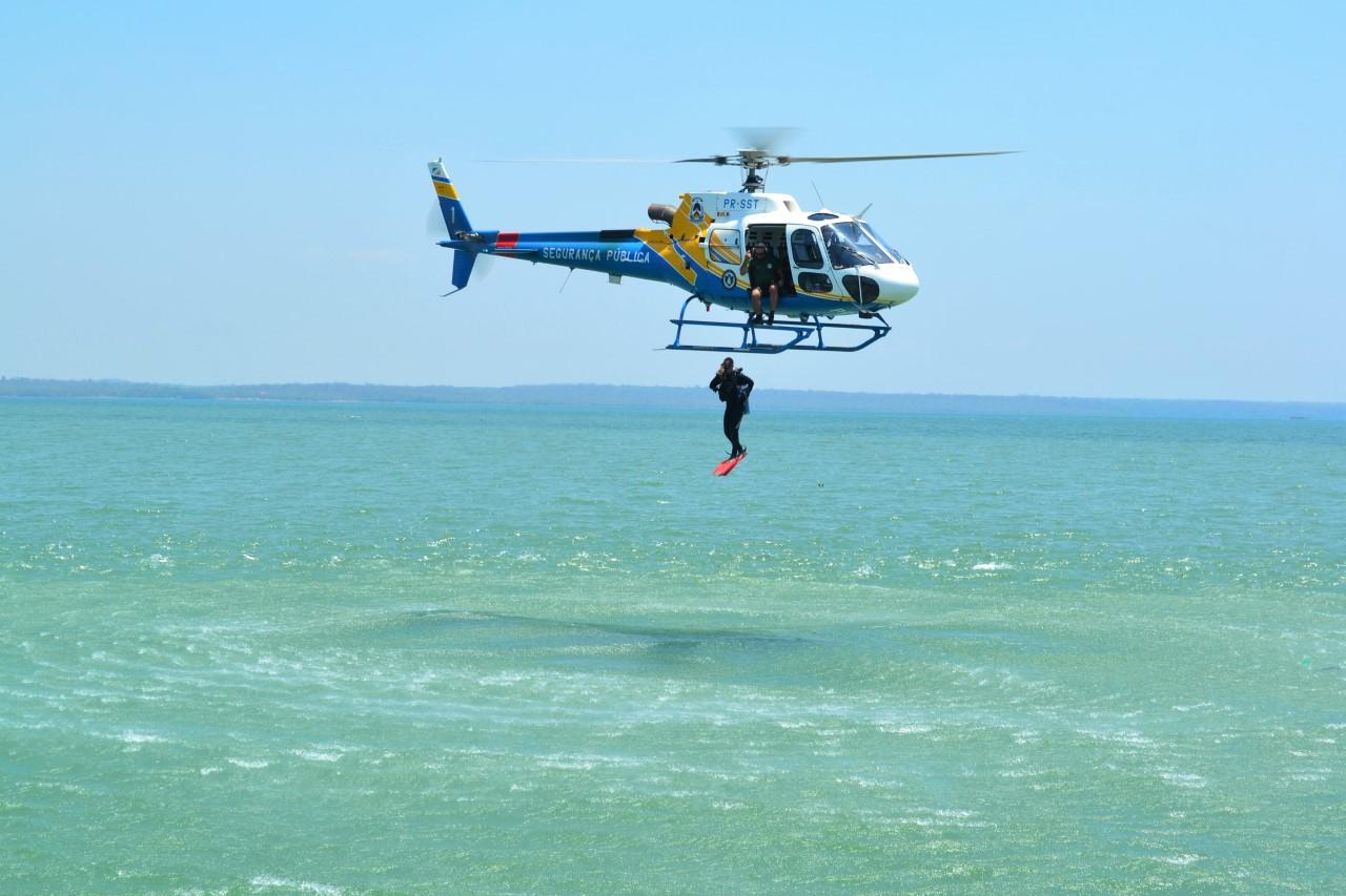 TO registra cinco afogamentos em dois meses; Bombeiros alertam para acidentes durante o carnaval