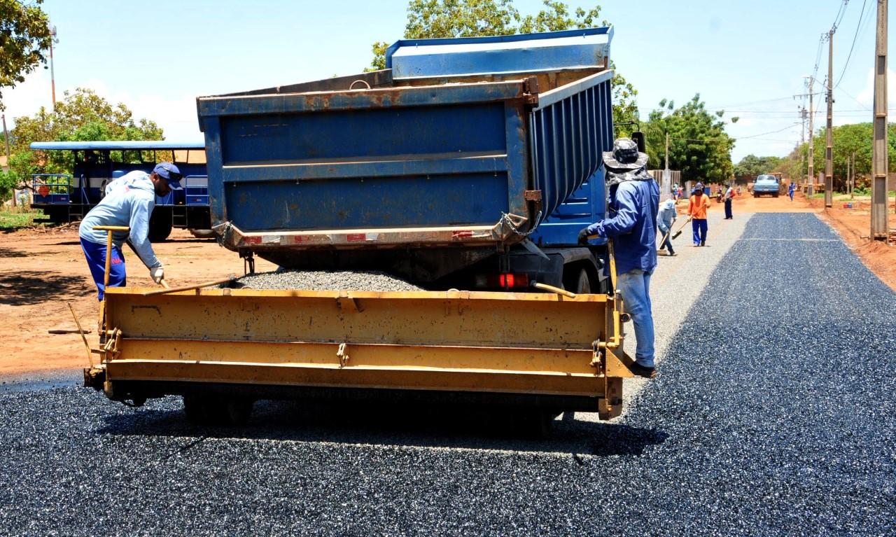 Moradores do Taquari destacam como positivas ações do Governo no setor; obras seguem em ritmo acelerado