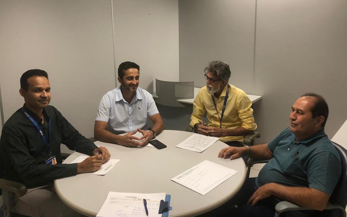 Prefeito Ricardo Dias assina convênios para obras de infraestrutura em Brasilândia TO