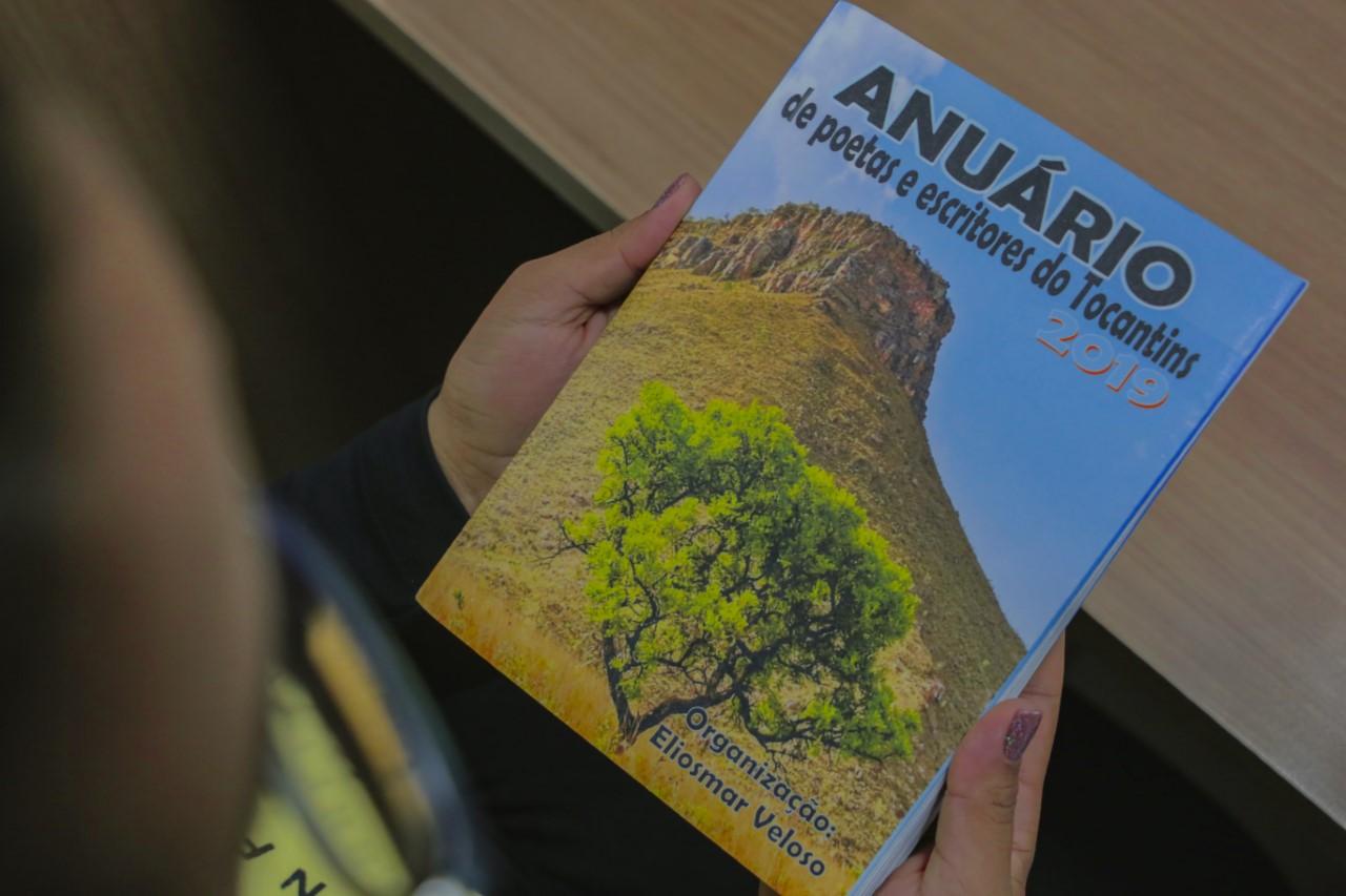 6ª Edição do Anuário de poetas e escritores do Tocantins será lançada dia 8 de novembro em Gurupi