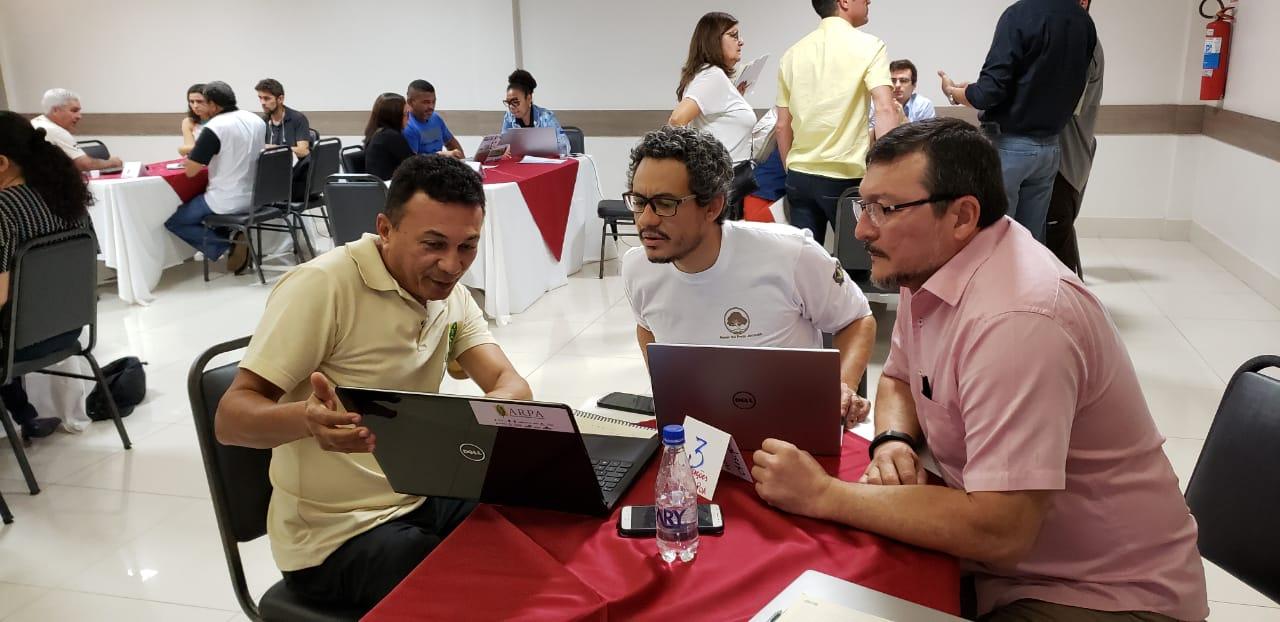 Tocantins participa de encontro do programa de Áreas Protegidas da Amazônia