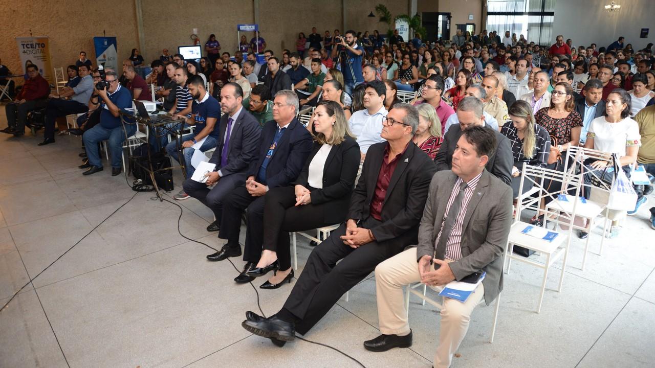 Cinthia Ribeiro prestigia Agenda Cidadã 2019 em Paraíso nesta segunda-feira, 21