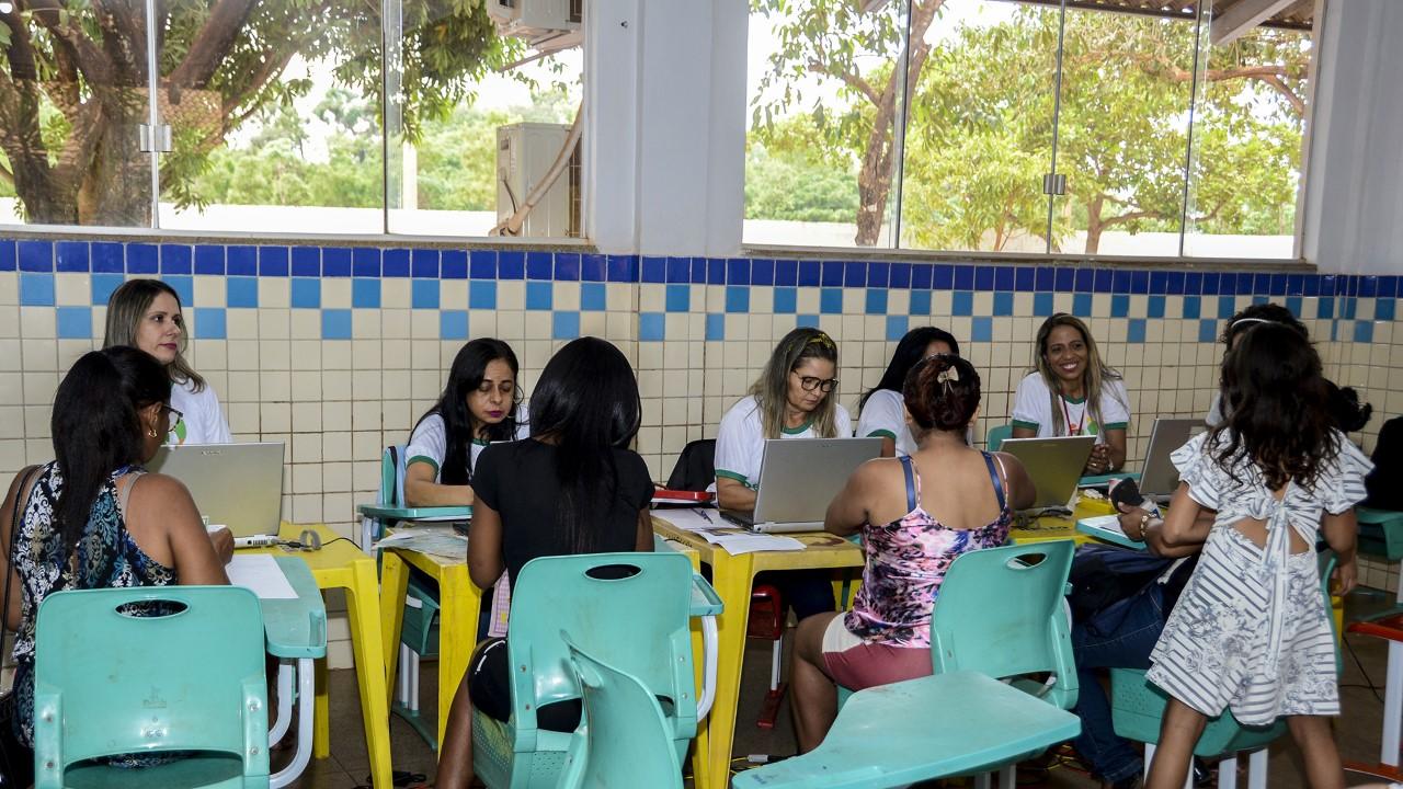 Prefeitura de Palmas leva serviços gratuitos aos moradores da região Norte, na 3ª edição do programa Defensores na Comunidade