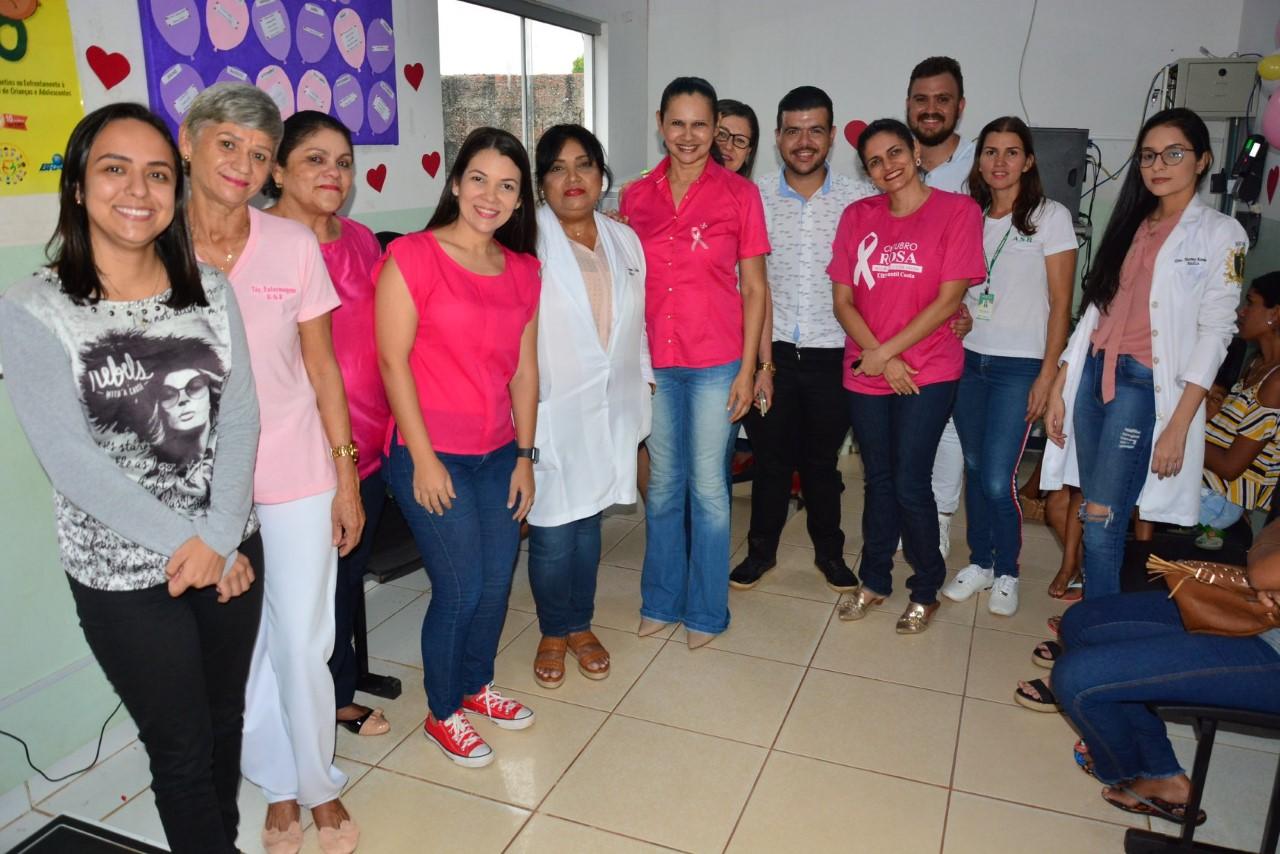 Outubro Rosa: prevenção ao câncer de mama e colo de útero para o ano inteiro