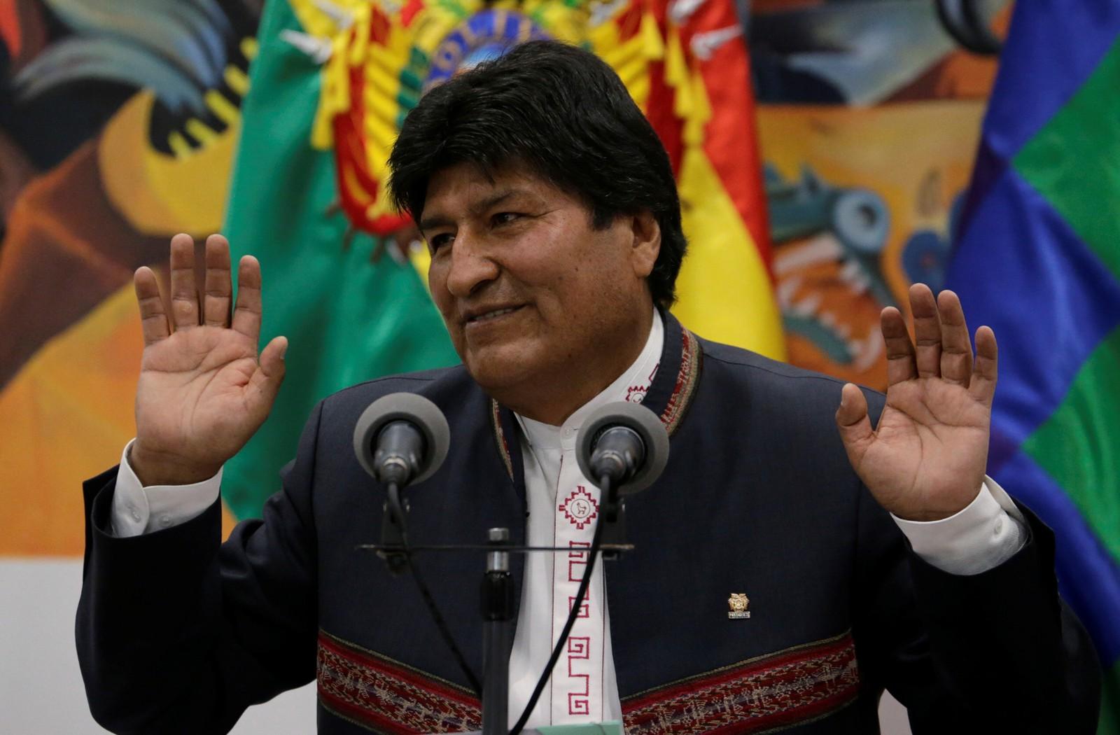 Helicóptero que levava Evo Morales tem falha mecânica na decolagem; não há feridos, diz imprensa local