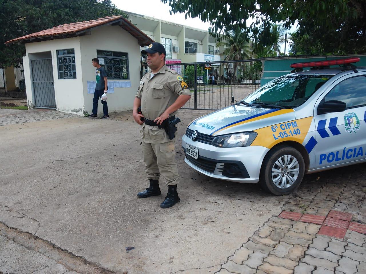 Polícia Militar divulga balanço do Policiamento do ENEM em Miracema