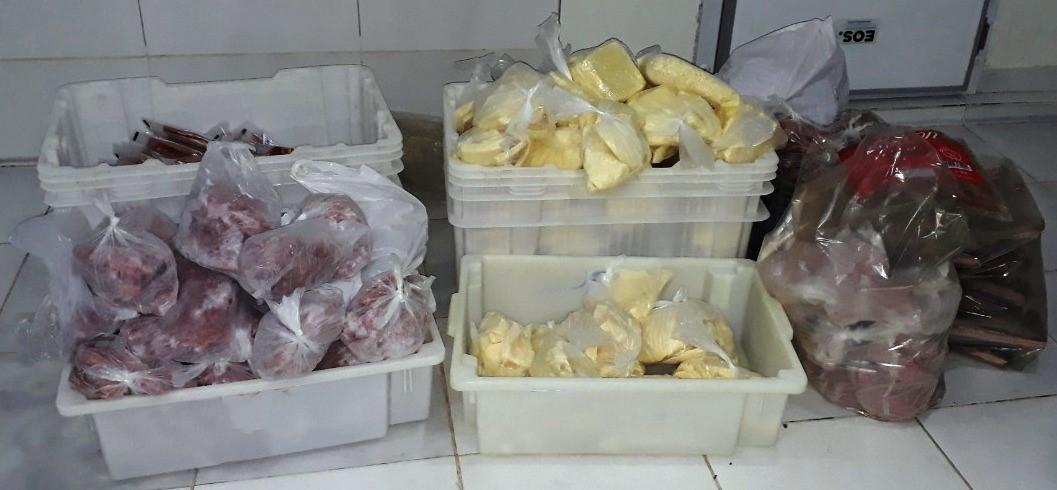 Polícia Civil conclui inquérito sobre comercialização de alimentos inadequados para consumo em Araguaína