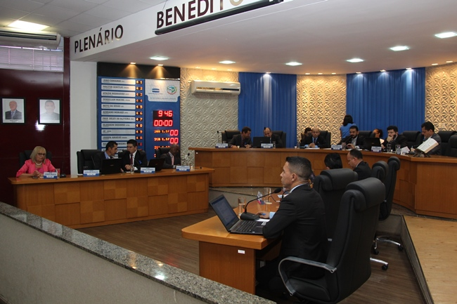 Câmara Municipal de Paraíso aprova projetos e derruba veto do Executivo