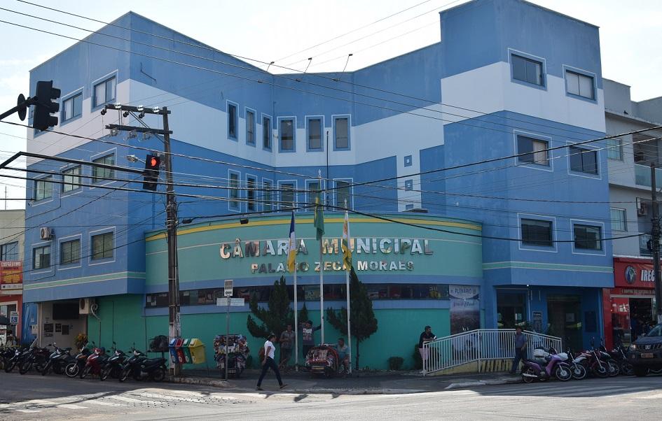 Câmara Municipal de Paraíso aprova em Sessão Extraordinária projetos de Lei do Executivo