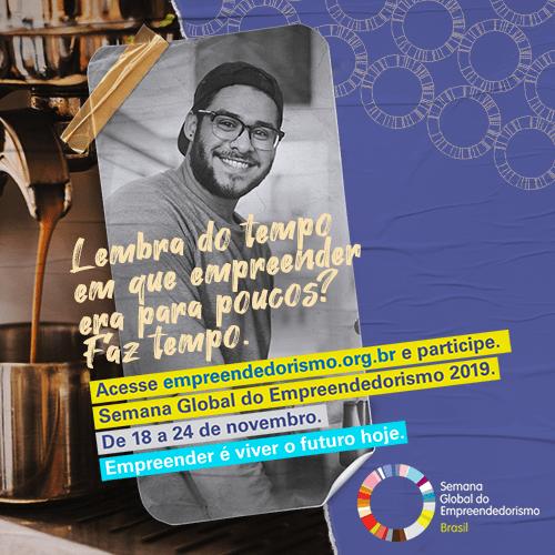 Semana Global de Empreendedorismo terá mais de 90 atividades gratuitas no Tocantins