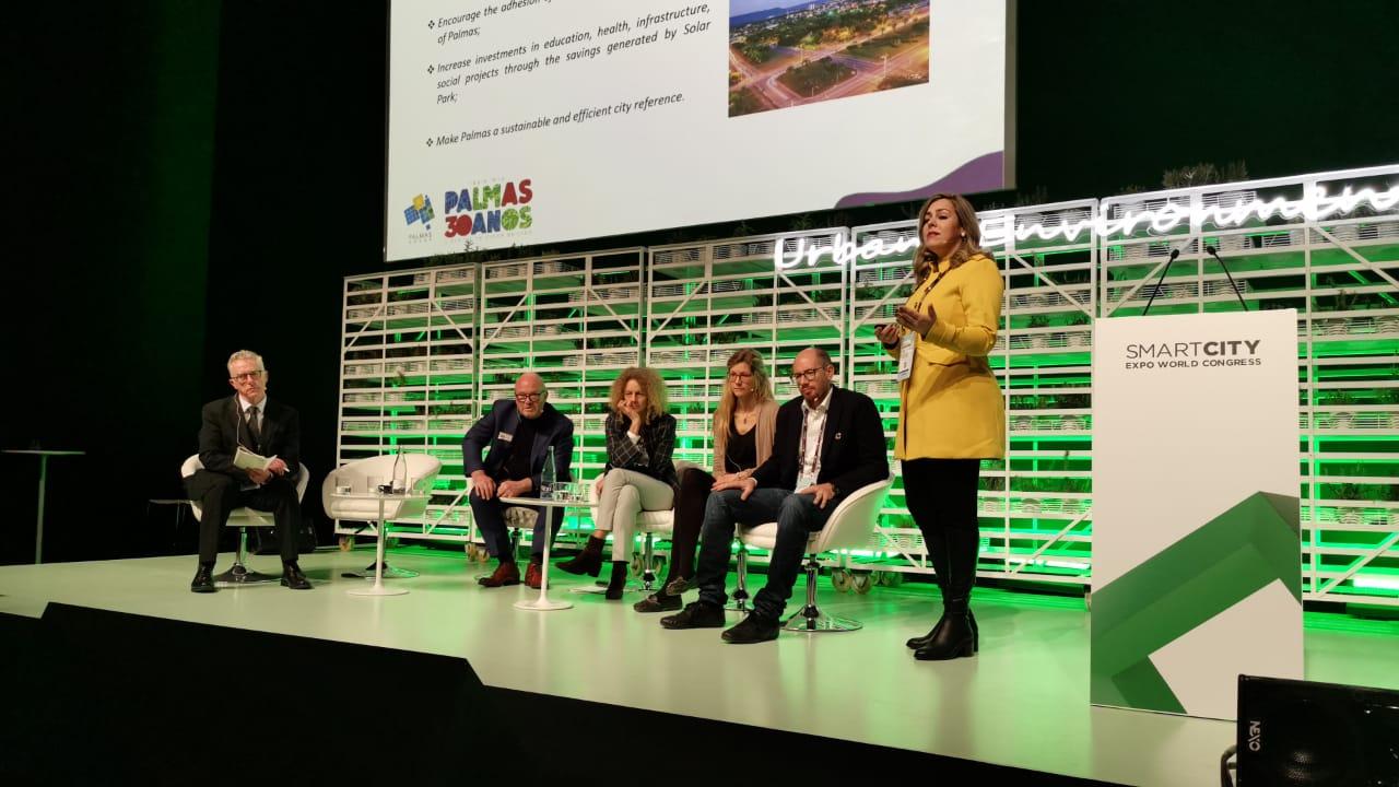 Programa Palmas Solar garante destaque de Palmas em congresso internacional na Espanha