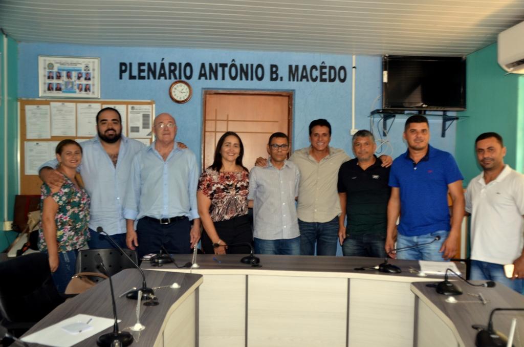 Rio da Conceição elege novo diretório do MDB Municipal