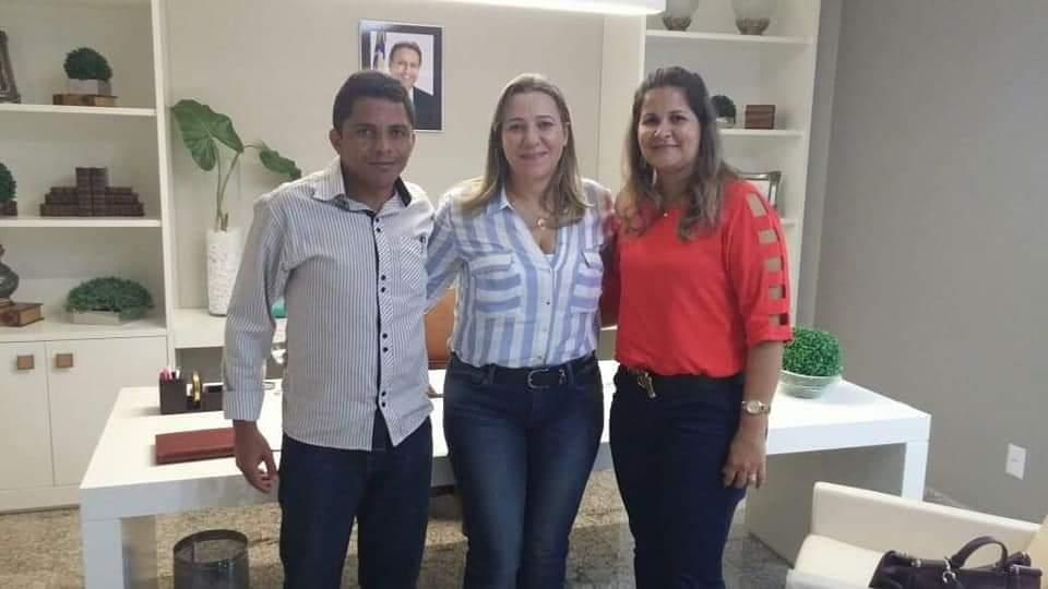 Dulce Miranda anuncia liberação de recurso para dar início à construção do CRAS de Araguacema