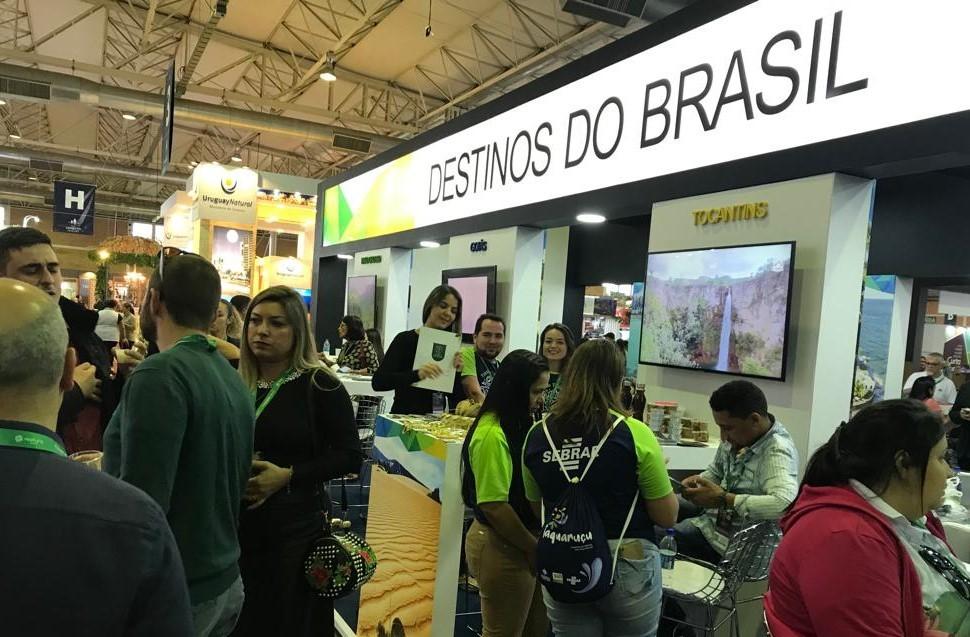 Sebrae leva missão de empresários tocantinenses a Feira Internacional do Turismo