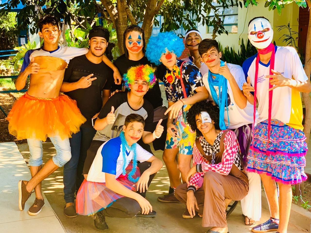 Escola Frederico Pedreira utiliza circo e fotografia para transmitir valores para vida