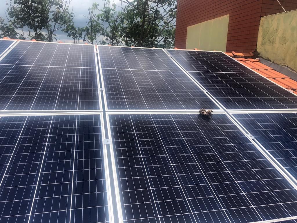 Governo do Estado instala energia solar no Parque Estadual do Lajeado