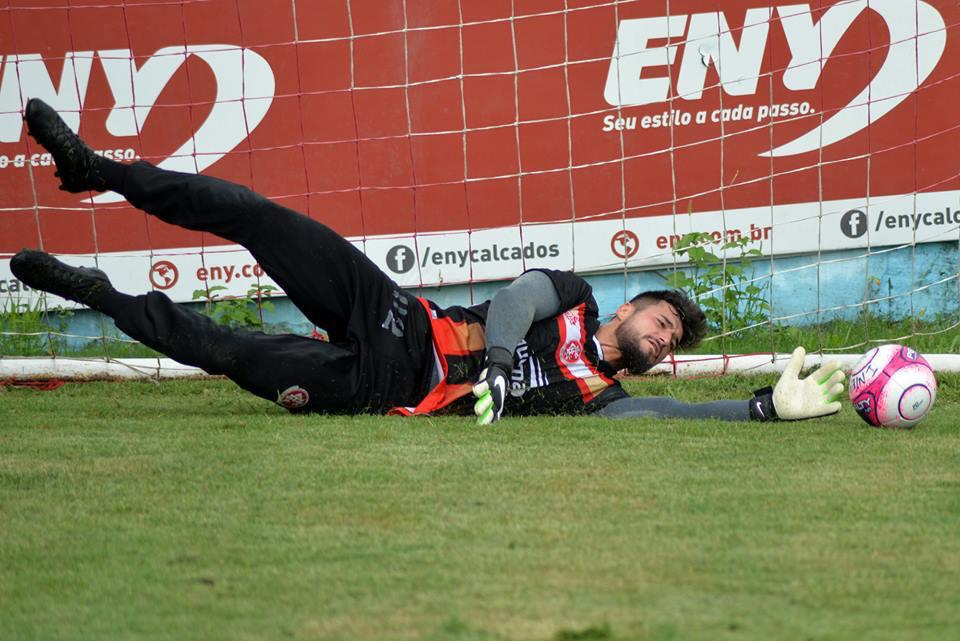 Ex-Avaí, goleiro Jonathan Aguiar avalia temporada no futebol gaúcho e já foca em 2020