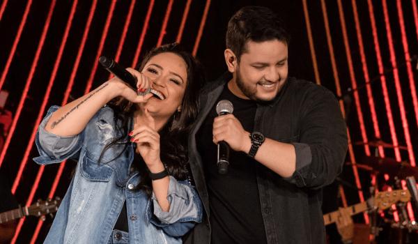 Sucesso nacional, a dupla Luiza e Maurílio faz show em Paraíso -TO dia 30