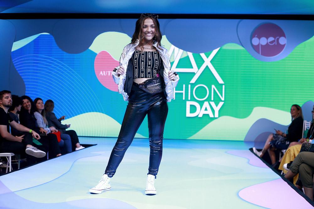 Segundo dia do Max Fashion Day apresenta moda cheia de estilo