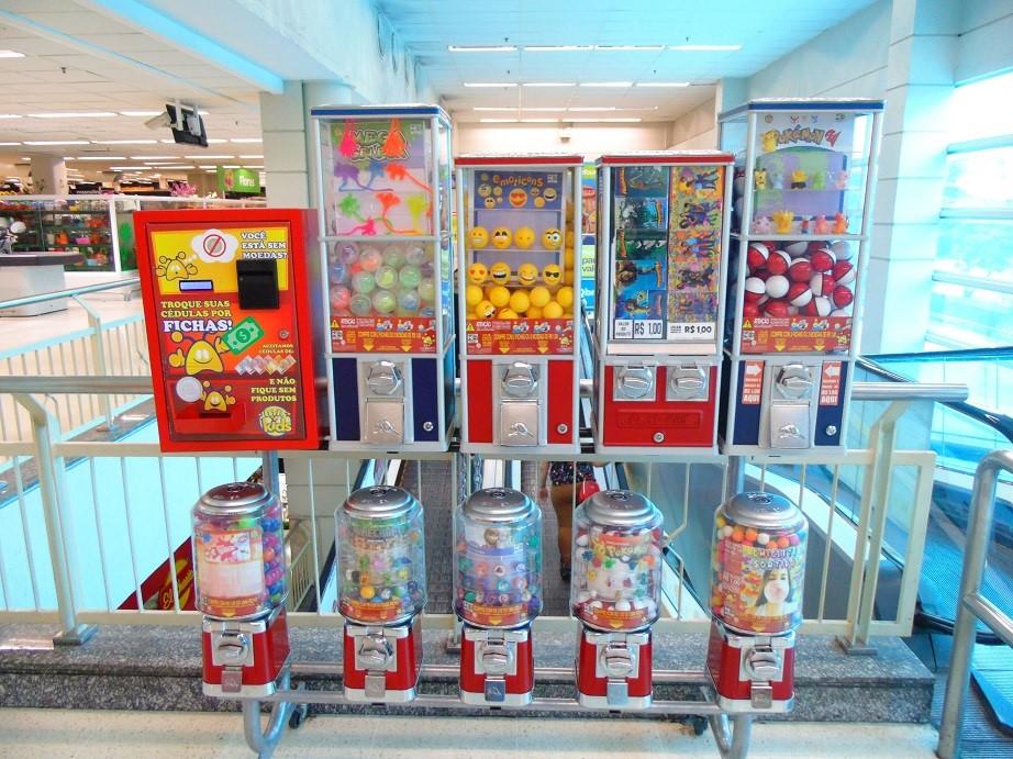 Comerciante Tocantinense aposta em vending machines para potenciar lucro