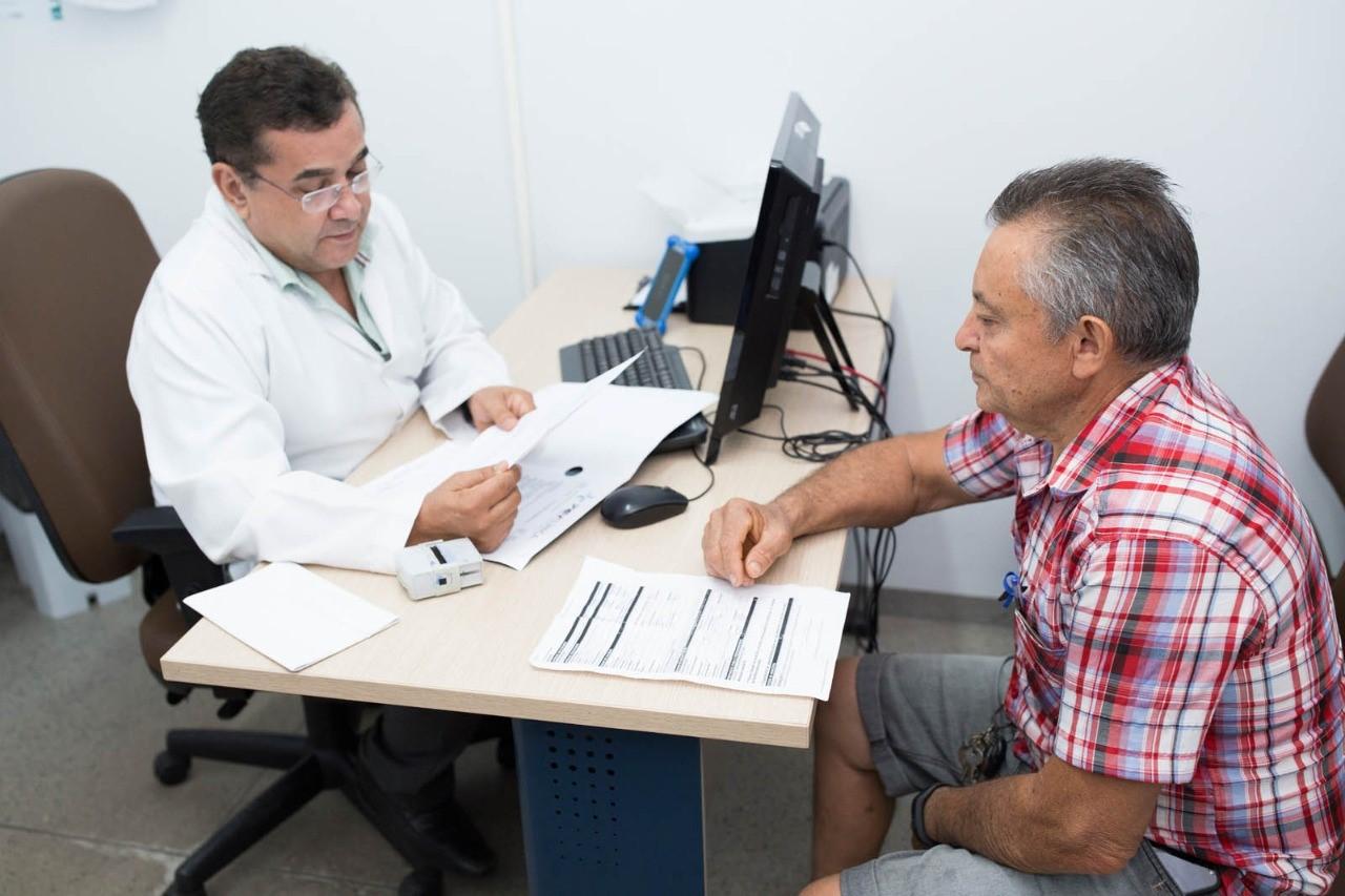 Centros de Saúde da Comunidade da Capital realizam ações voltadas à saúde do homem