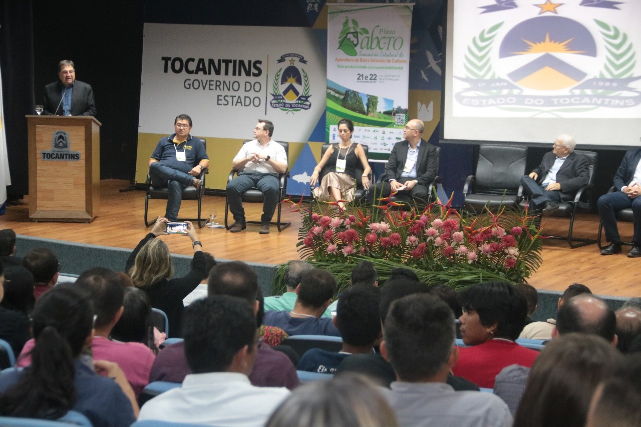 Programa ABC Cerrado no Tocantins é exemplo para o Brasil