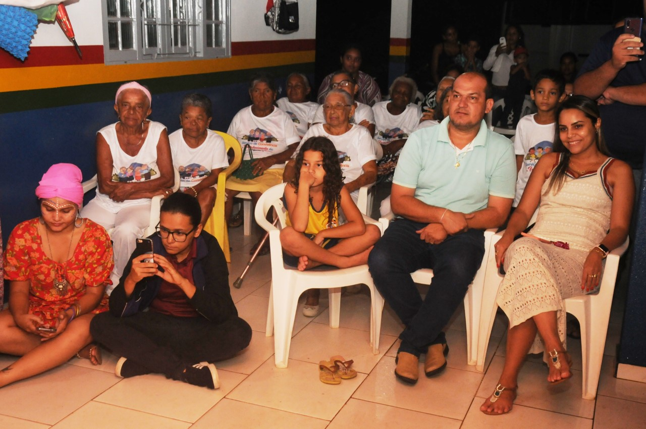 Prefeitura de Miracema promove 1º Sarau Intergeracional em comemoração do Dia da Consciência Negra