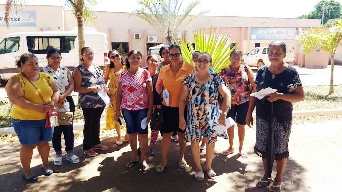 Saúde de Chapada de Areia viabiliza exames de mamografia para mulheres do município