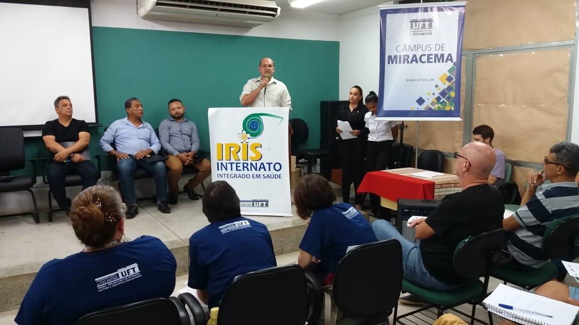 Prefeito Saulo Milhomem participa da I Conferência do Programa Internato Integrado em Saúde