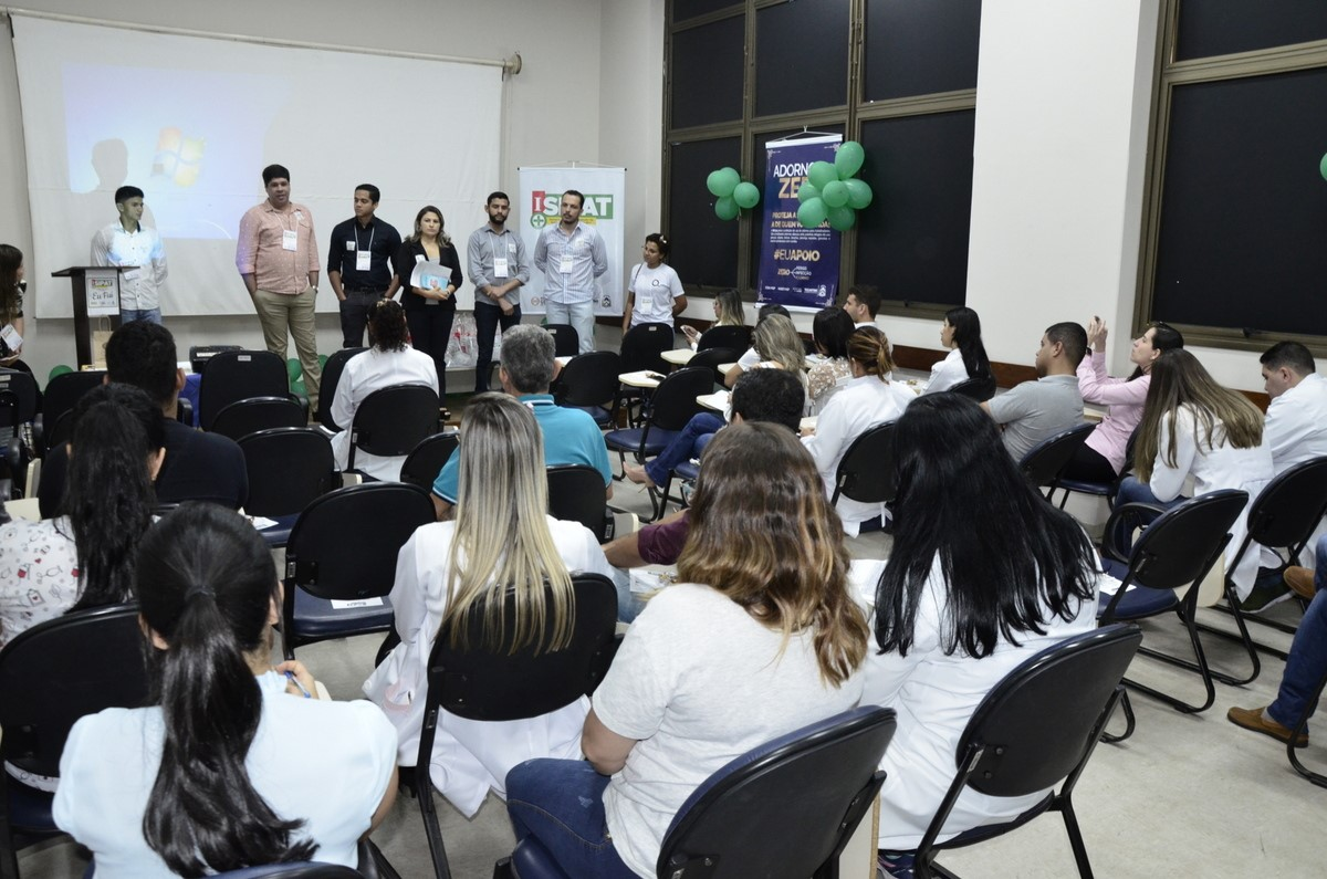 Palestras e oficinas marcam Semana de Prevenção de Acidentes de Trabalho no HGP