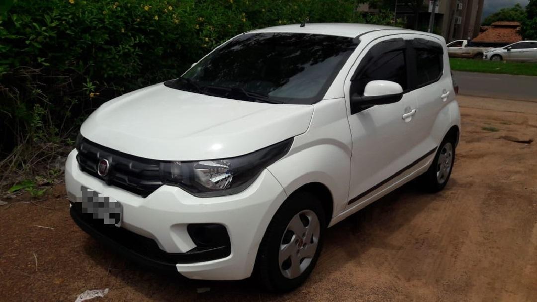 PM prende homem por receptação em Araguaína e recupera veículo roubado em São Paulo