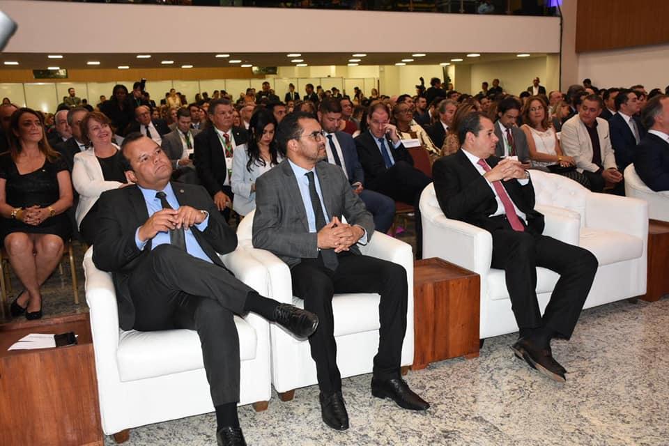 Vice-governador do Tocantins Wanderlei Barbosa participa do 23° Congresso da União Nacional de Legisladores e Legislativos Estaduais